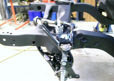 69 Sub Frame With Coil Over Shocks and Tubular Control Arms