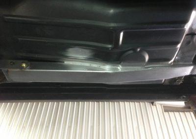 Camaro Sub Frame Connectors