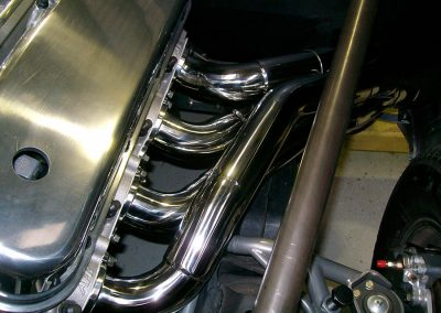 Custom Header Polished